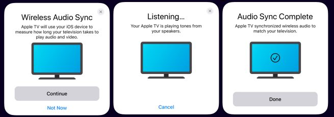 iOS 13 uses your iPhone microphone to fix Apple TV audio