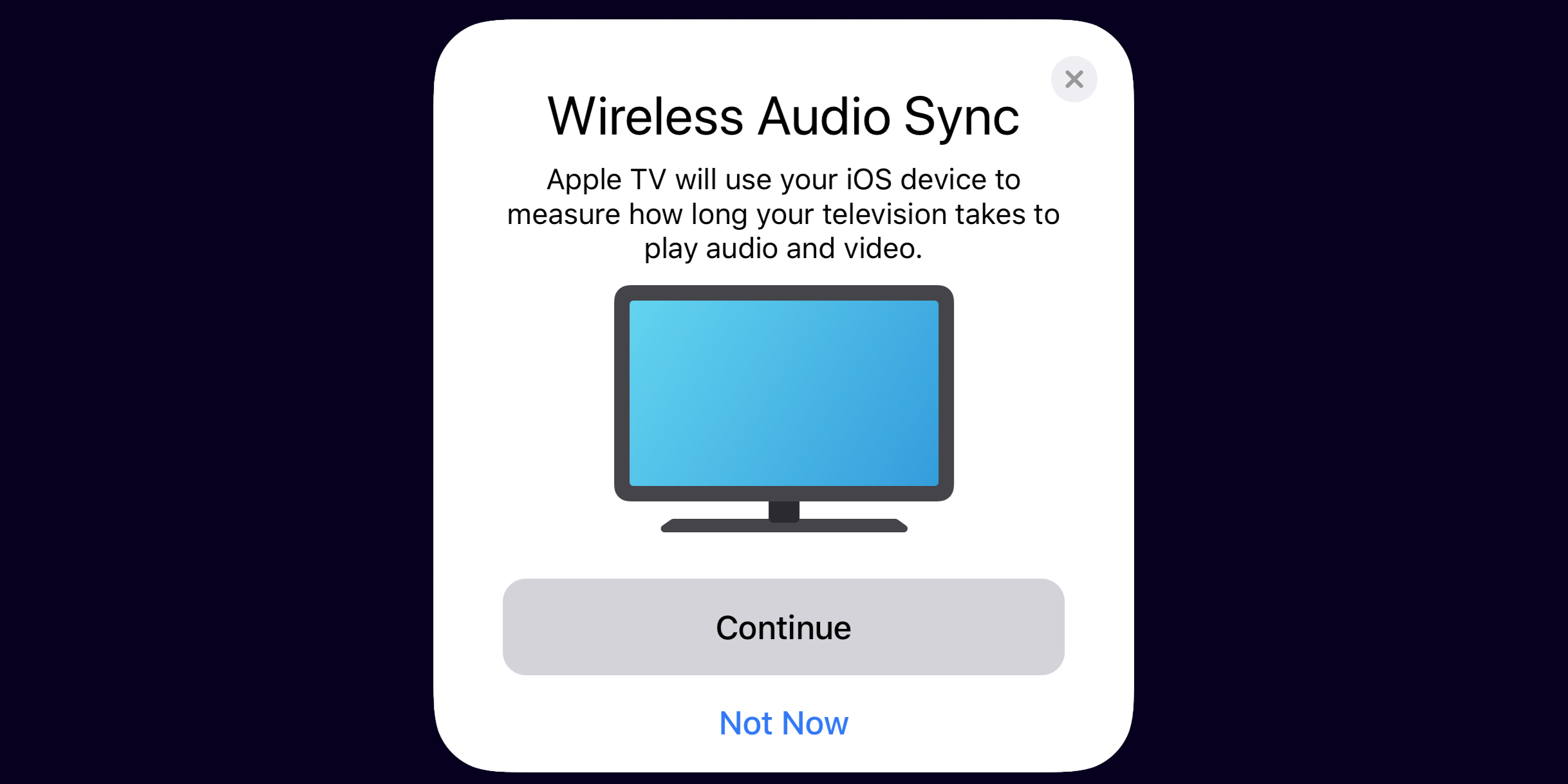 Kindle app for apple tv 4th gen not showing homekit devices