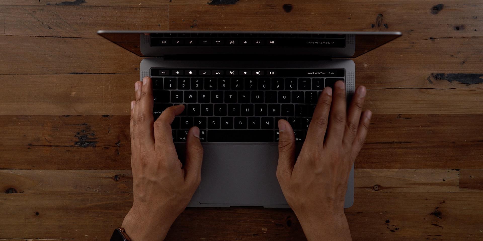 Mac Butterfly Keyboard