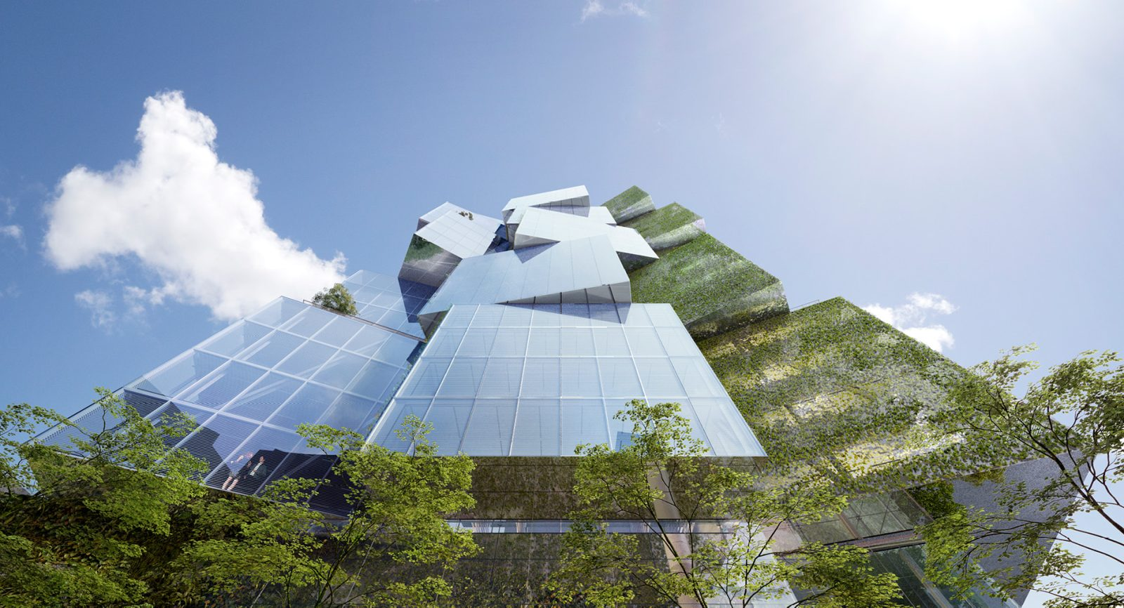 Apple moving into new 'futuristic tower' office building in Vancouver [Gallery]