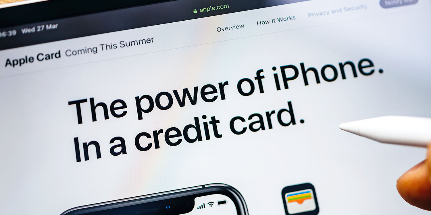 Apple files trademarks for Apple Card in the UK, Hong Kong, and elsewhere