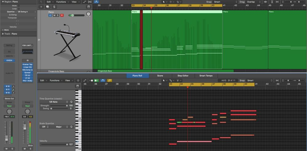 Best new Logic Pro X features - MIDI Duplicate Erase