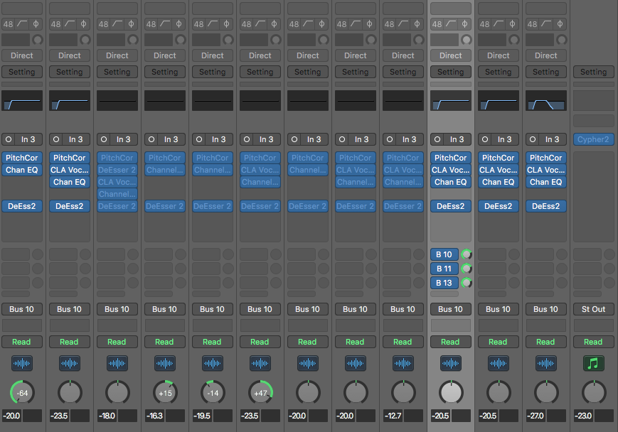 Best New Logic Pro X Features - Optimization