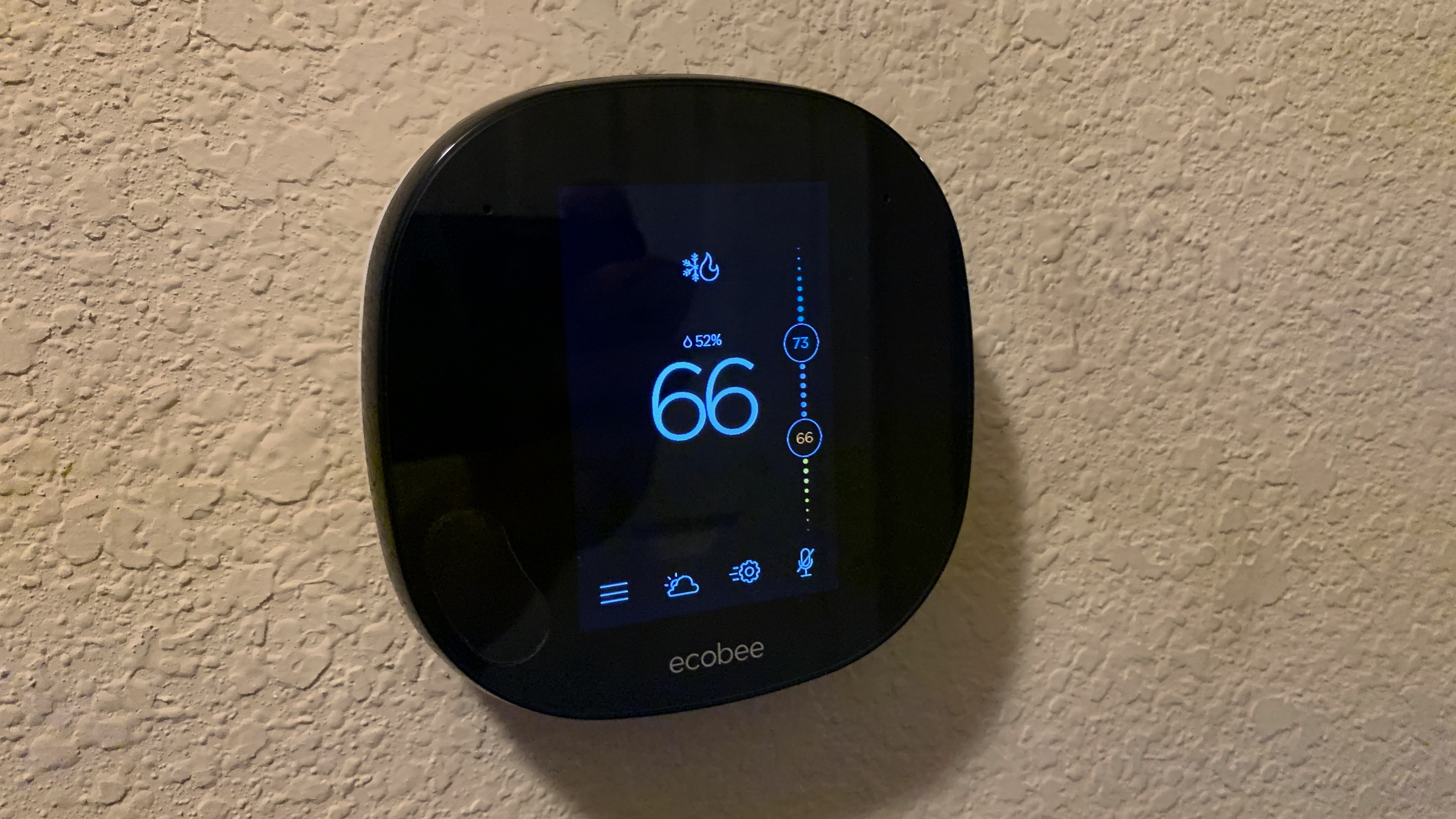 Review  Ecobee Smartthermostat With Homekit