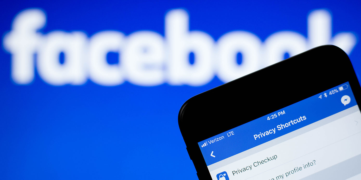 photo of Facebook once again shares data from inactive users with developers image