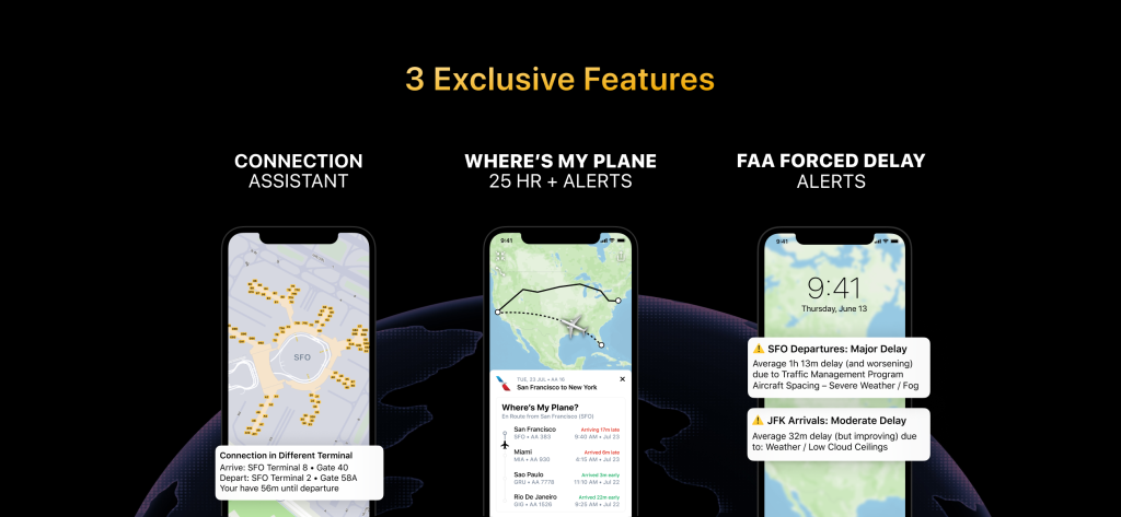 Flighty for iOS is a Beautiful Data-driven Flying Assistant App with Delay Predictions and More