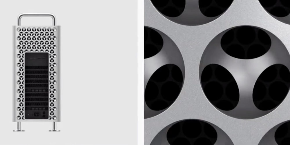 The Apple Designer's 'hobby' that Inspired the Mac Pro Vent Holes