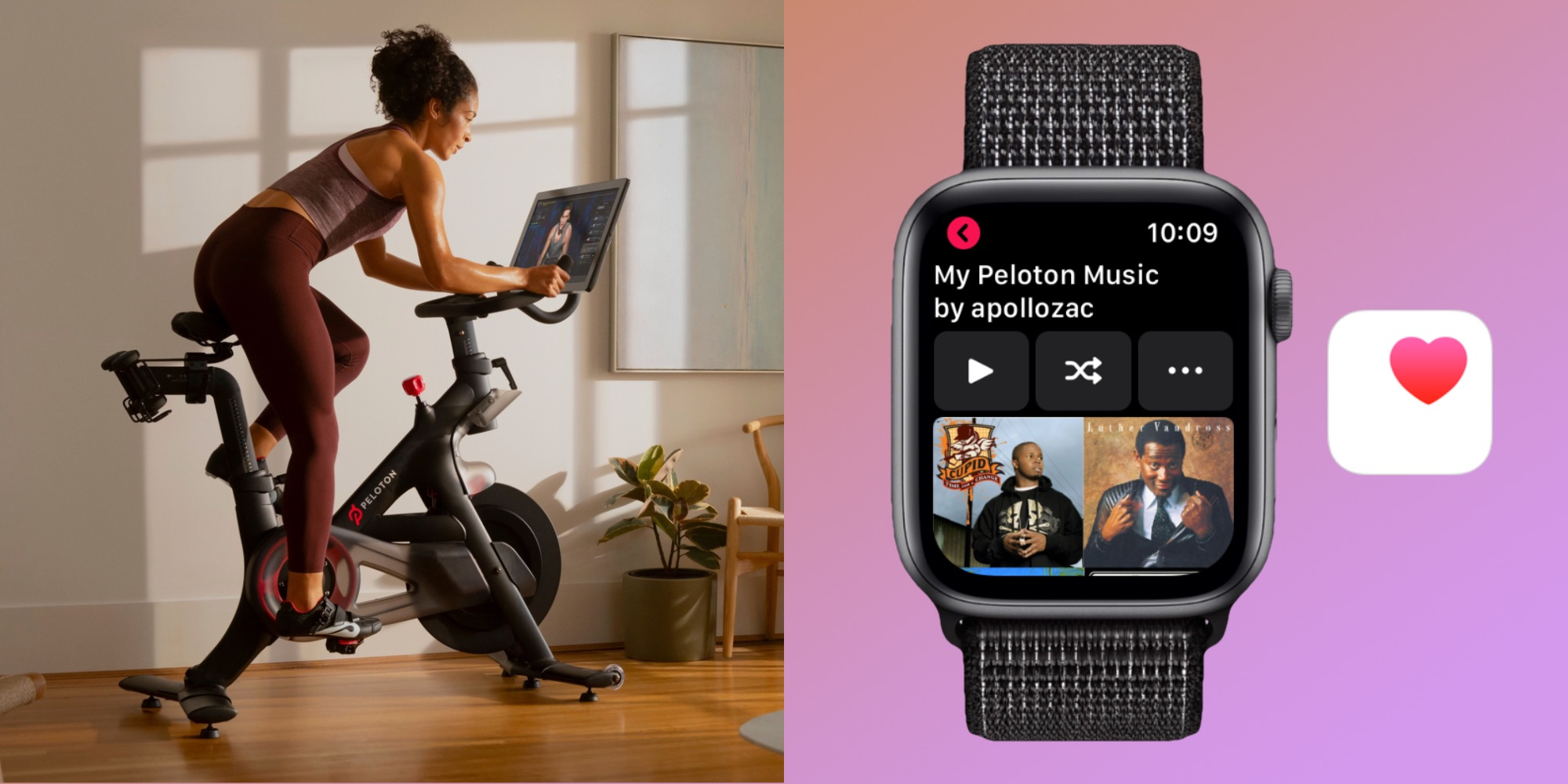 photo of Peloton Apple Watch app mentioned in report on rumored rower and cheaper treadmill image