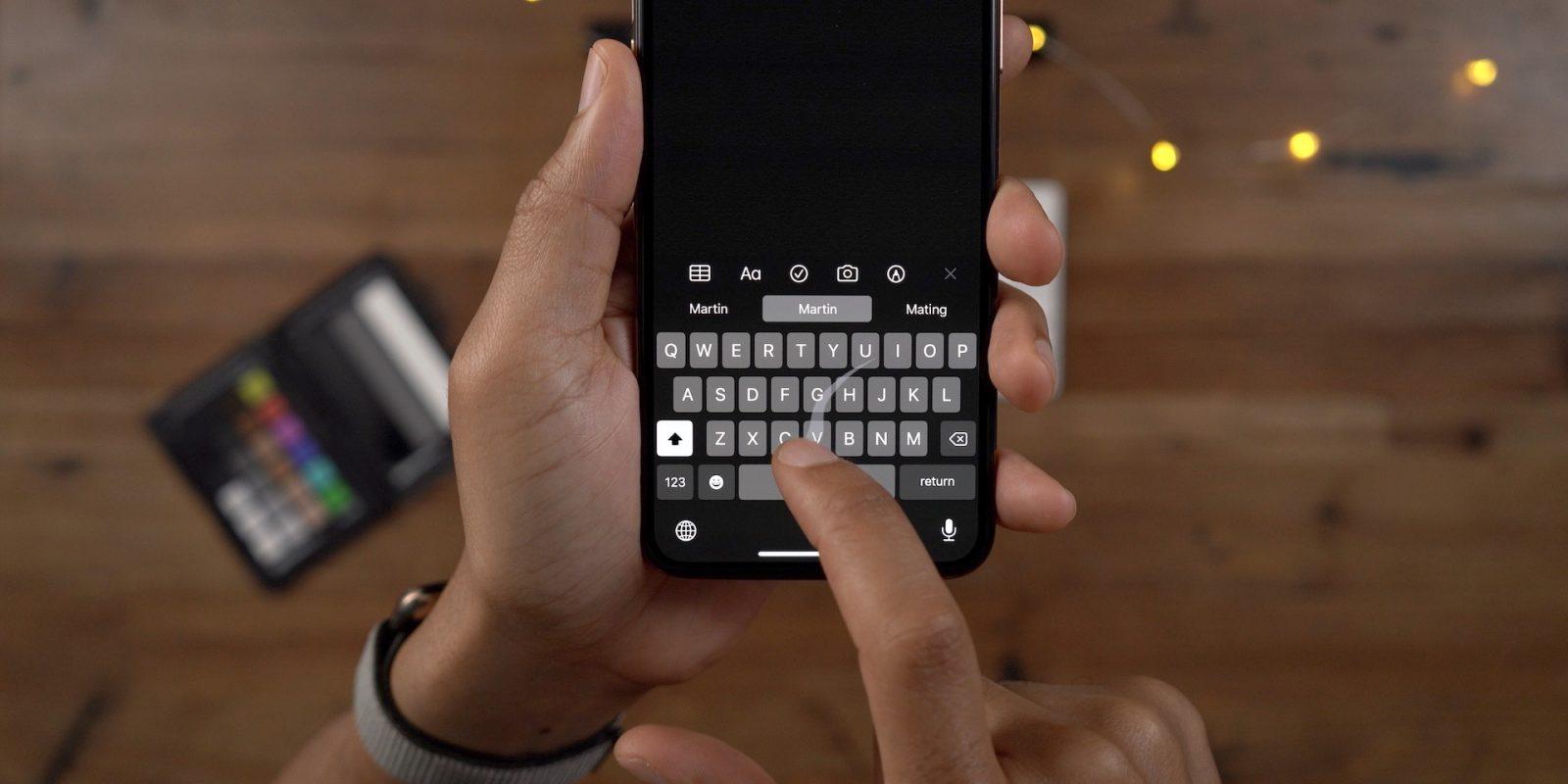 Apple releases iOS 13 developer beta 4