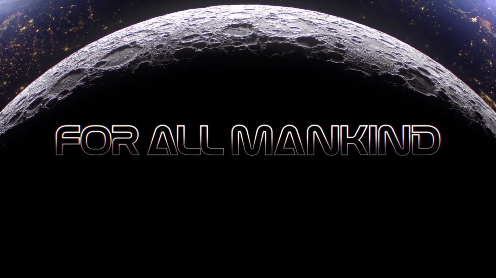 Apple teases 'For All Mankind' original TV series - 9to5Mac