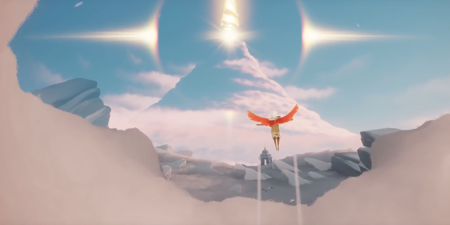 Sky: Children of the Light' now out for iPhone and iPad - 9to5Mac