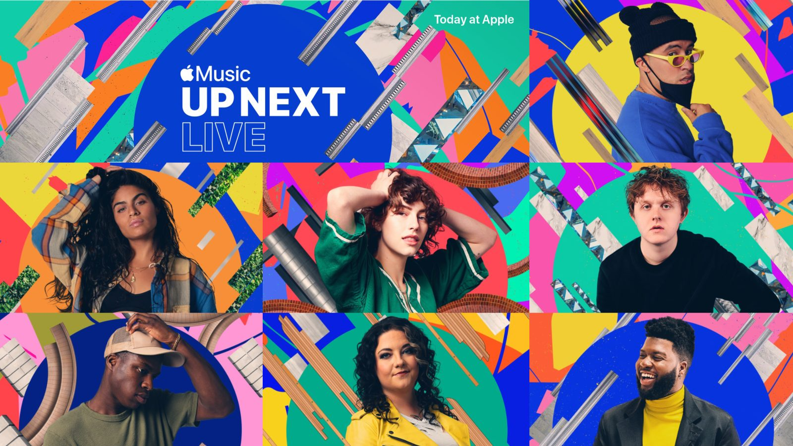 Apple Music Up Next concert tour bringing rising artists to top Apple Stores this summer
