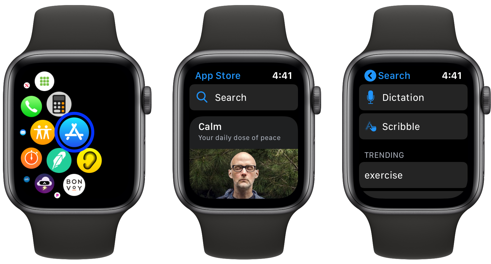 How to download apps directly on Apple Watch walkthrough