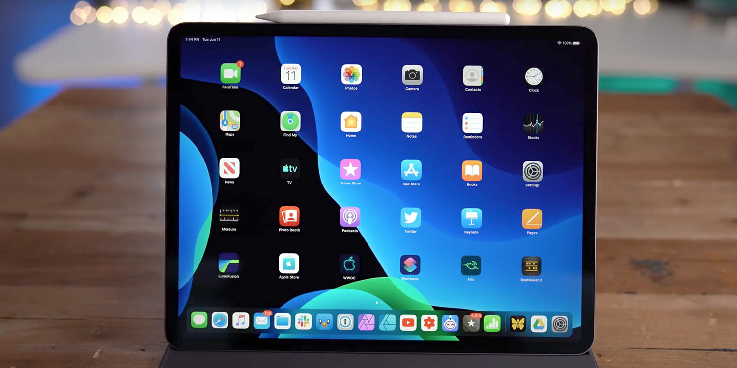 iPad icon spacing option is a huge missed opportunity - 9to5Mac