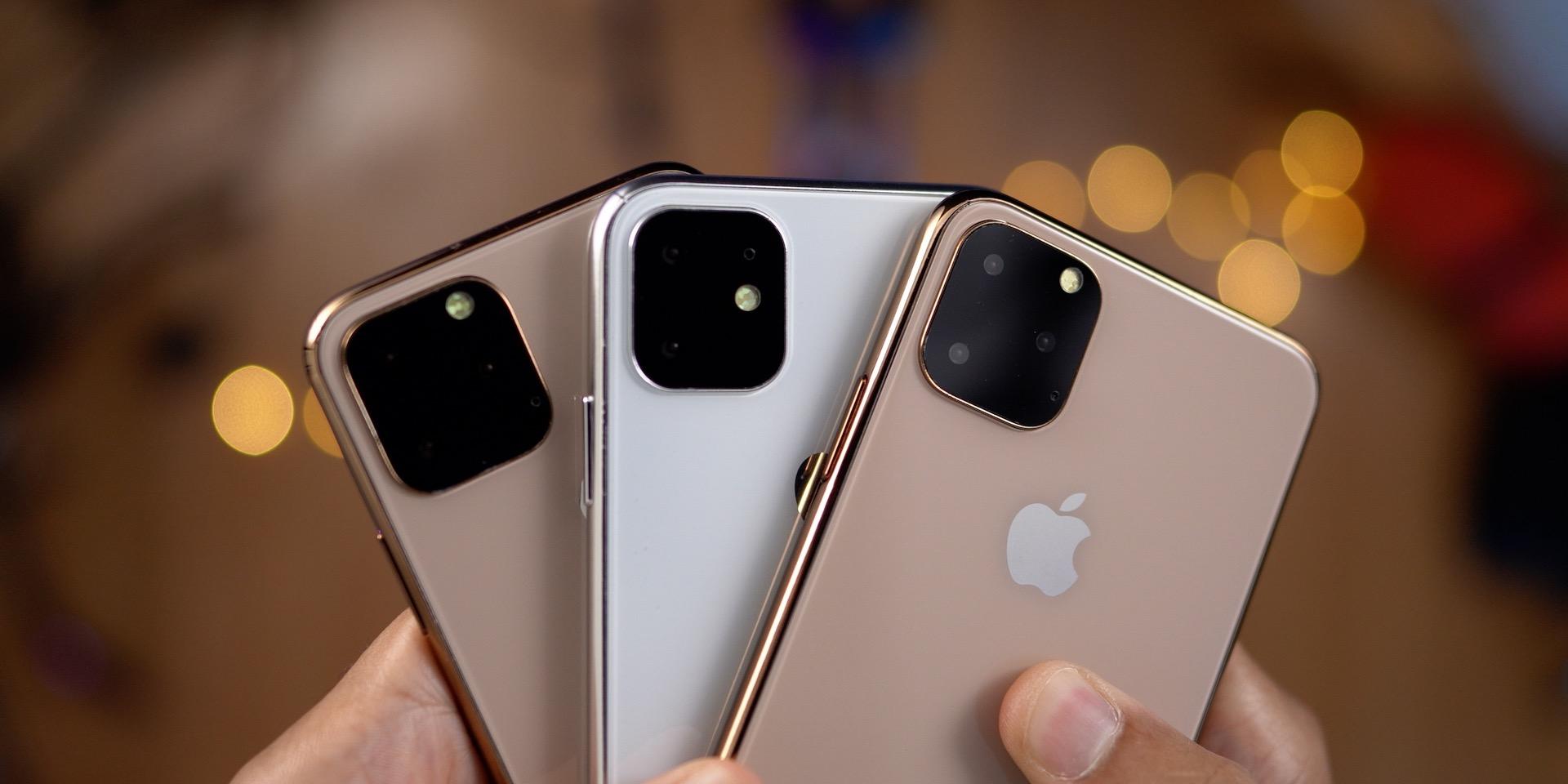 iPhone 11, iPhone 11 Max, iPhone 11R