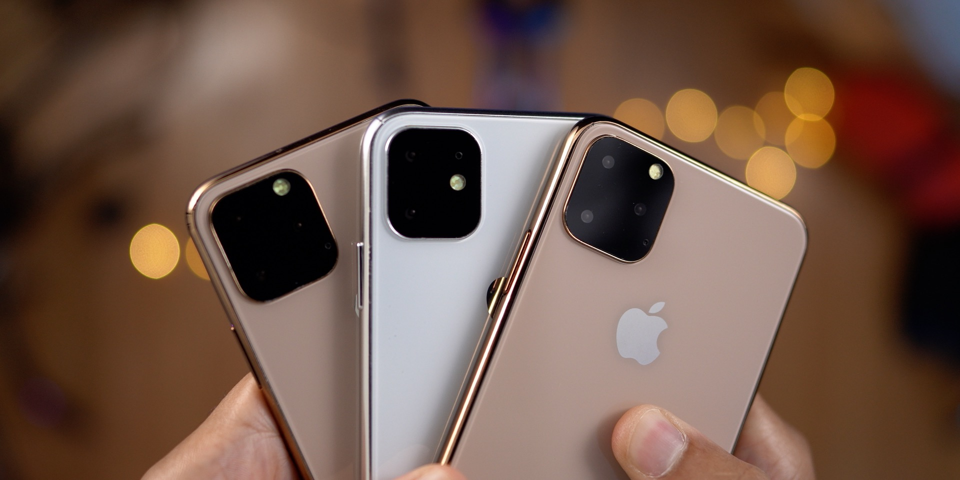 Apple To Release Three 'iPhone 11' Models This Fall- 9to5Mac