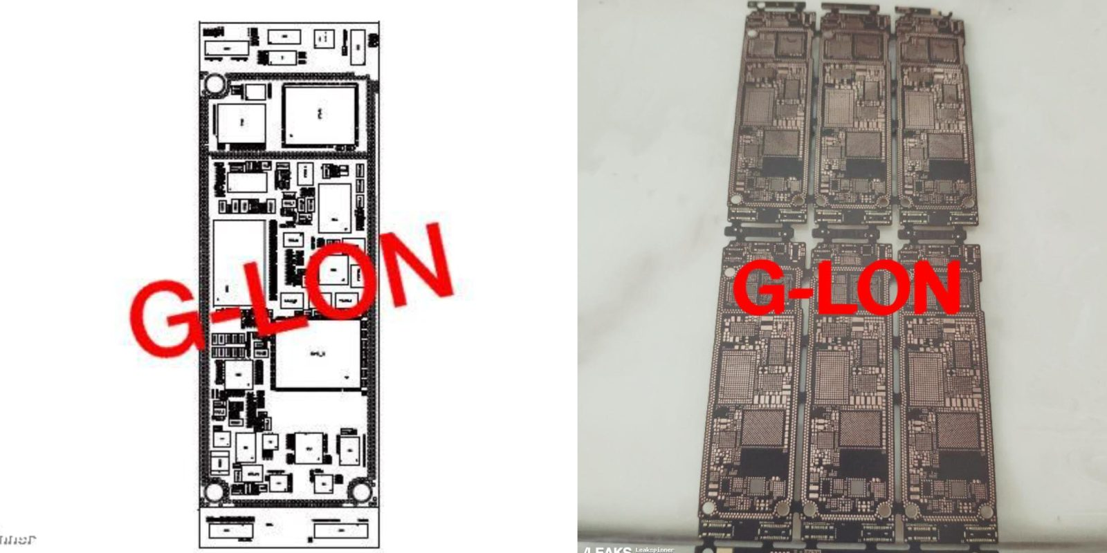 Purported iPhone 11 redesigned logic board pictured in new leak