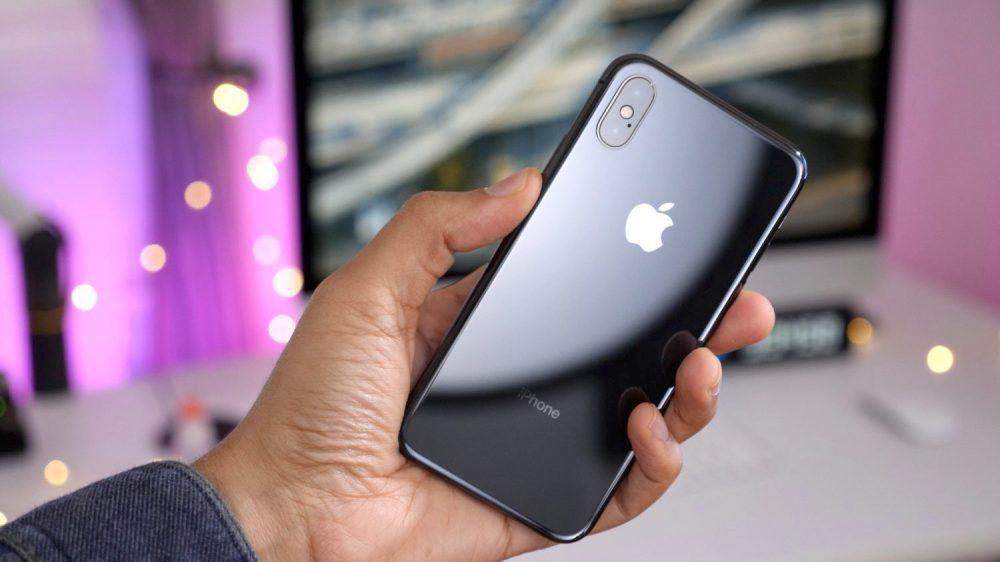 iphone x rear