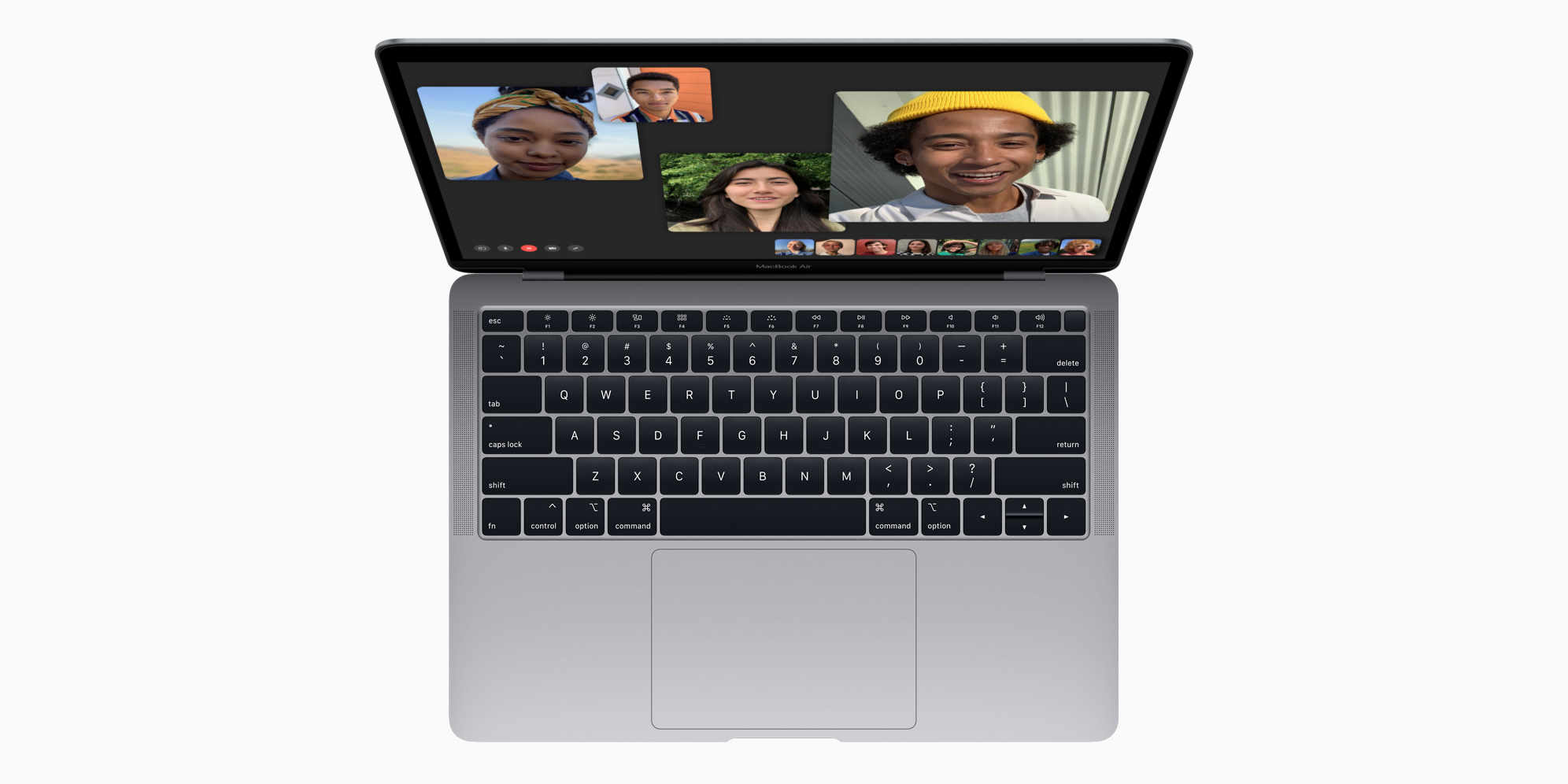 The new, cheaper, MacBook Air includes ~35% slower SSD