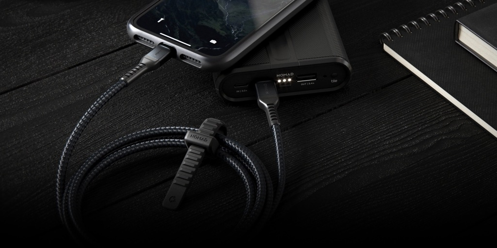 Nomad Launches Durable Kevlar Lightning, USB-C, and Universal Cable Lineup