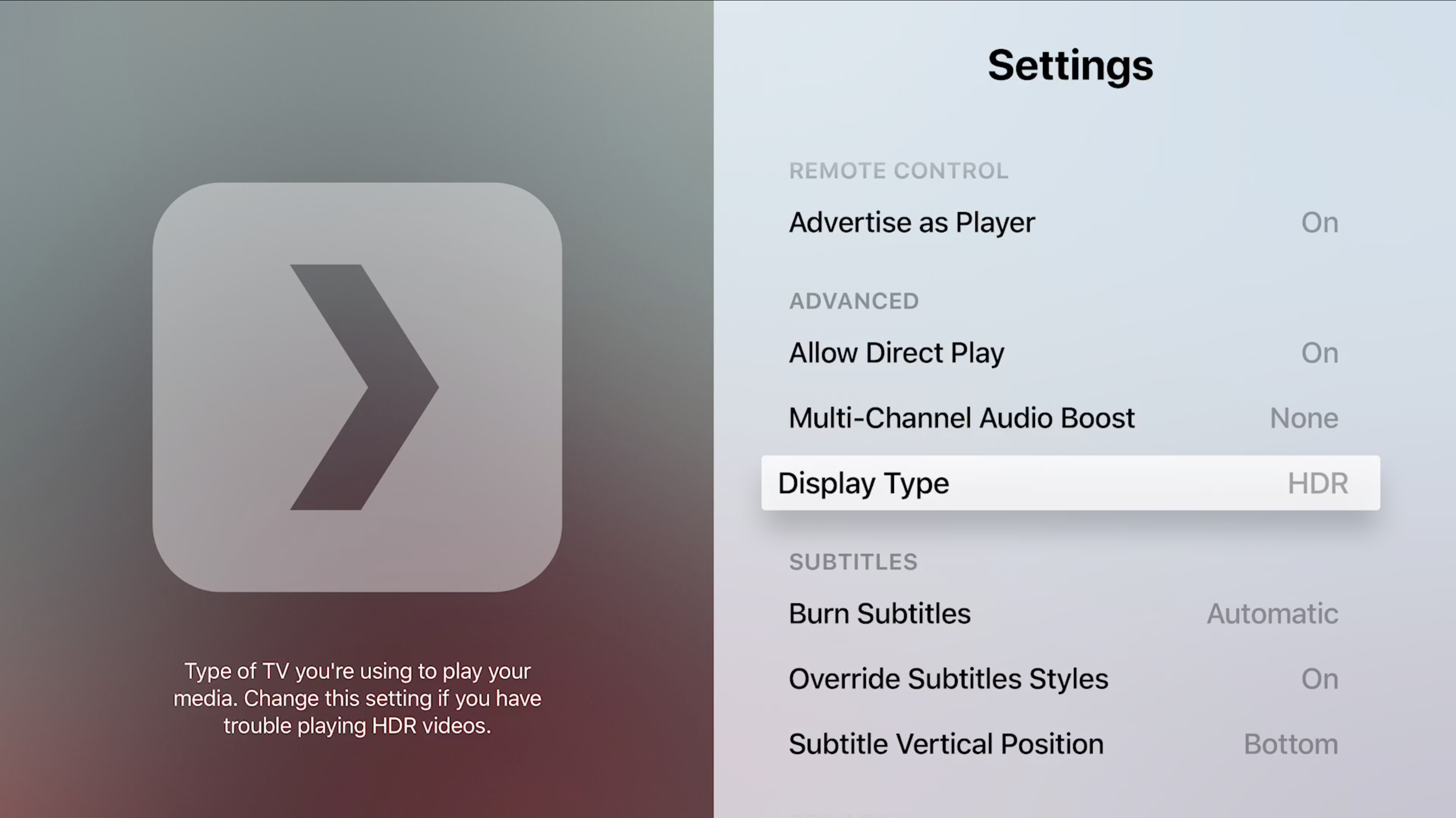 Plex adds HDR support for Apple TV, more- 9to5Mac