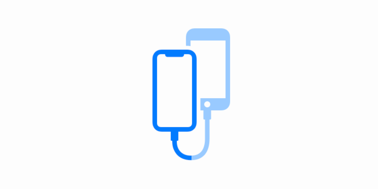 iOS 13 beta 3 suggests new wired method for transferring data between devices