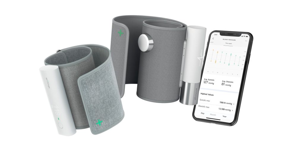 Withings BPM Core blood pressure monitor with ECG and stethoscope