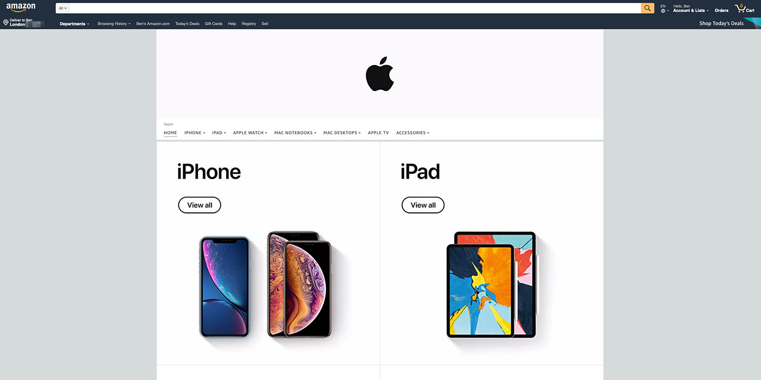 Apple Amazon deal may be illegal, FTC reportedly found