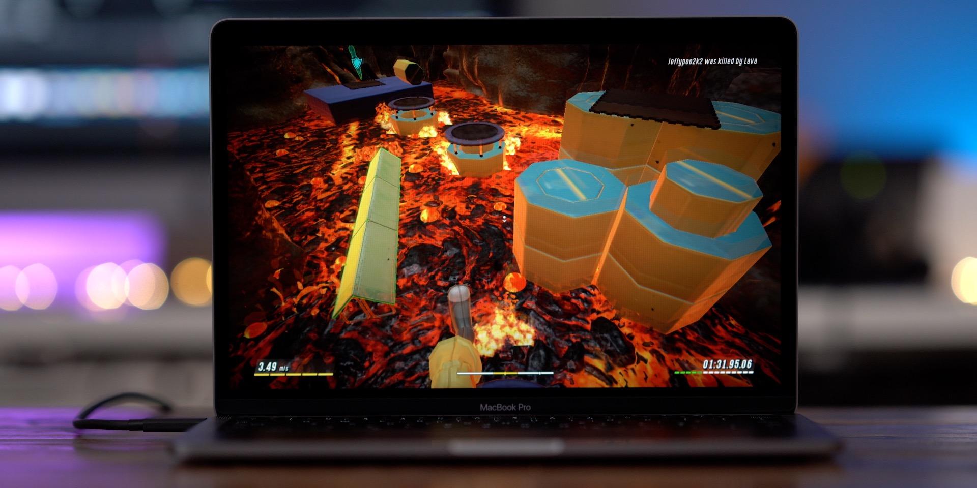 Apple Arcade Hot Lava