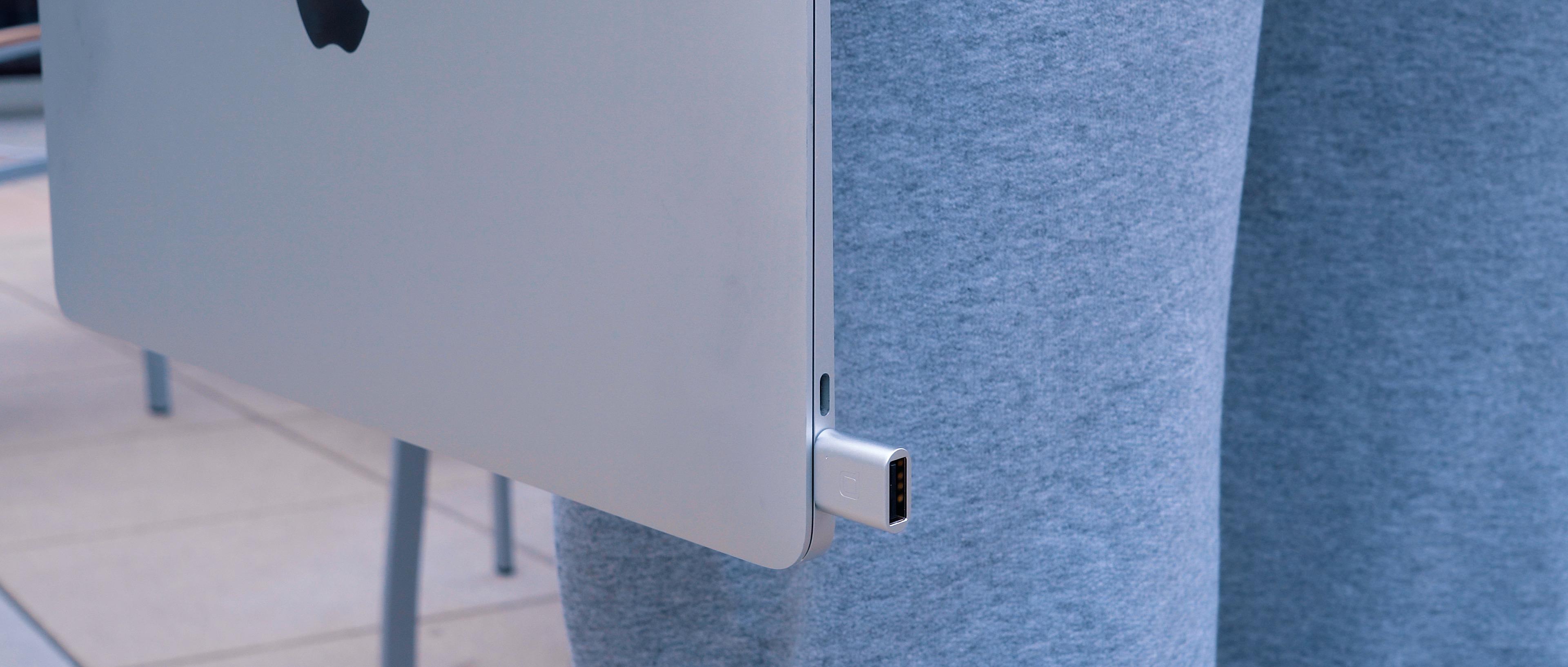 Nonda USB-C to USB-A adapter