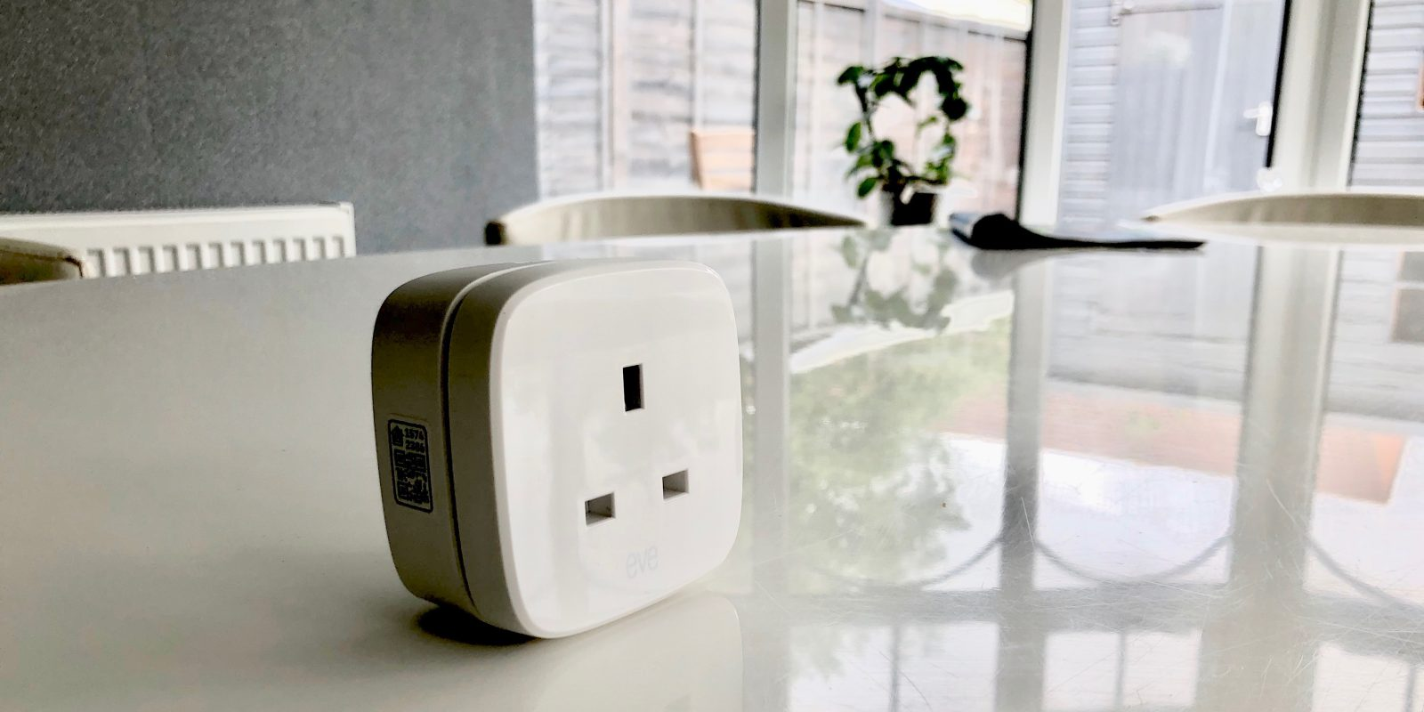 Best UK HomeKit smart plug: Eve Energy review