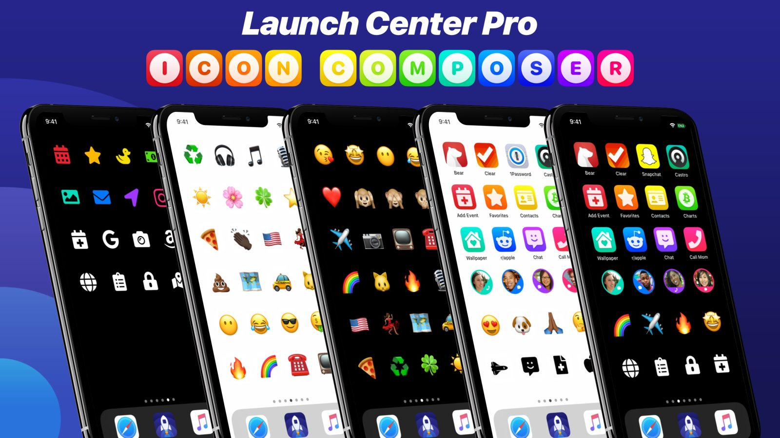 Launch Center Pro updated with all-new Icon Composer for Home screen customization