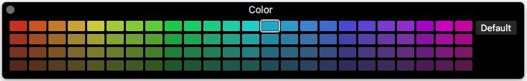 Logic Pros-Colors