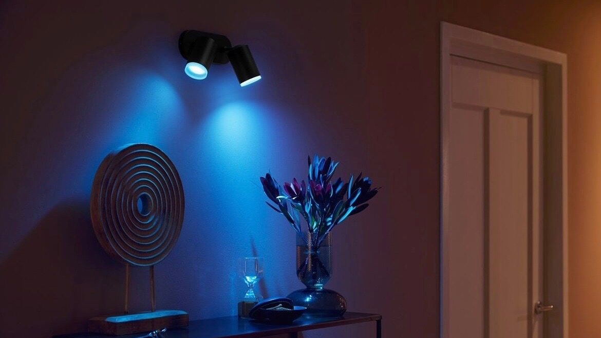 Philips Hue 'Fugato' and 'Centura' smart lights leak again