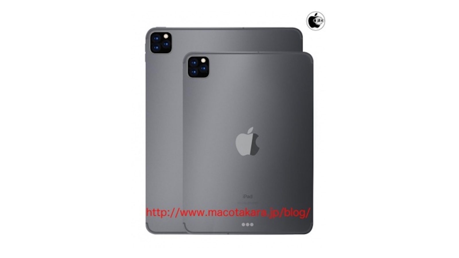 09 >> Report 2019 Ipad Pro To Feature Triple Lens Camera 9to5mac