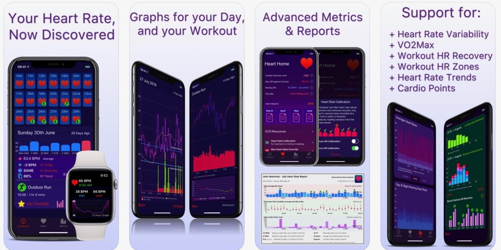 photo of Heart Analyzer for iPhone adds PDF exports, support for new metrics, and more image
