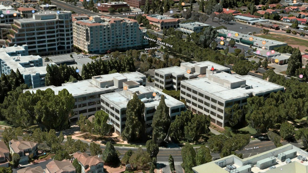 Mini Stevens Creek >> Apple expands in Cupertino with $290M deal - 9to5Mac