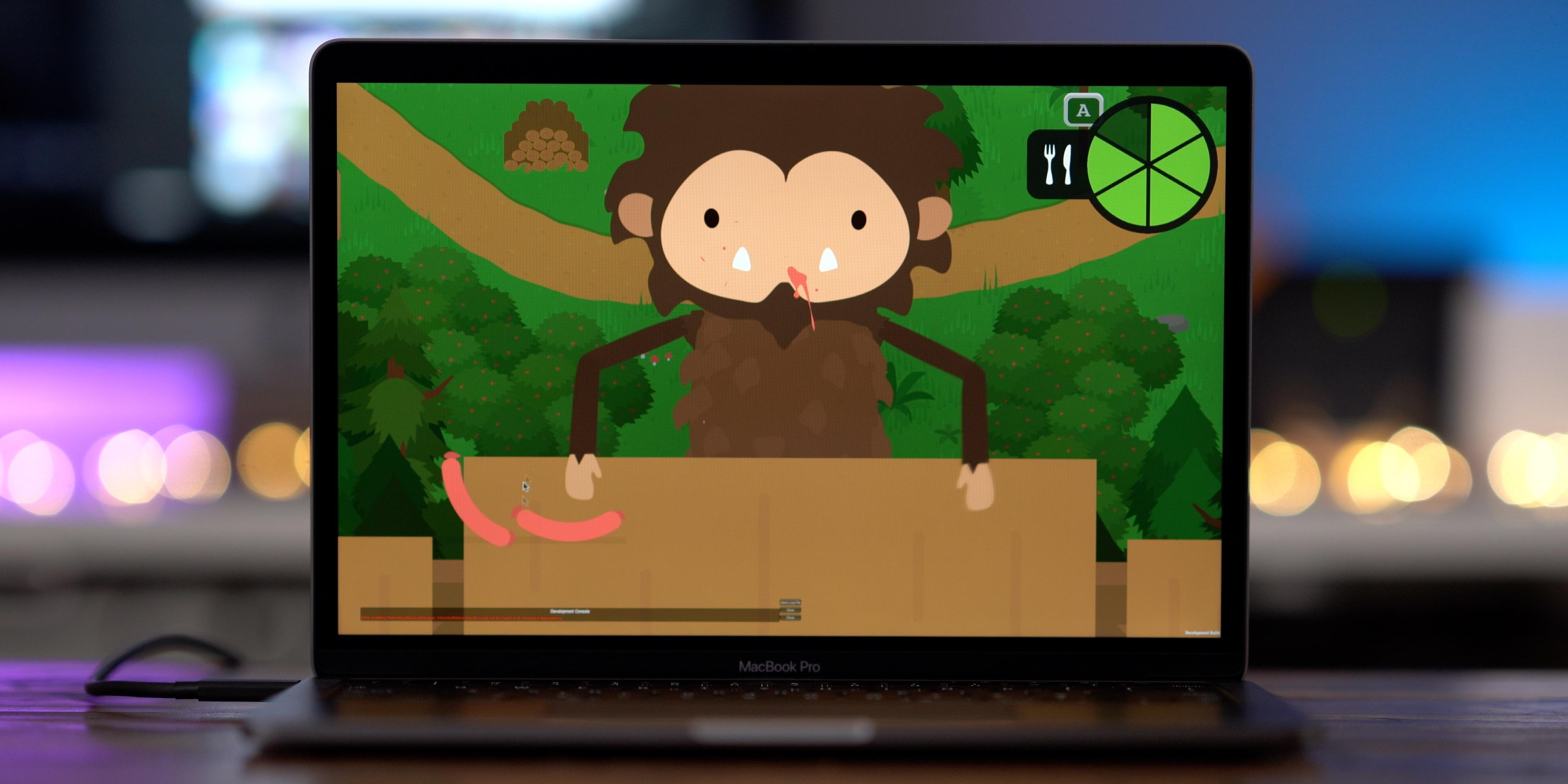 Apple Arcade Sneaky Sasquatch