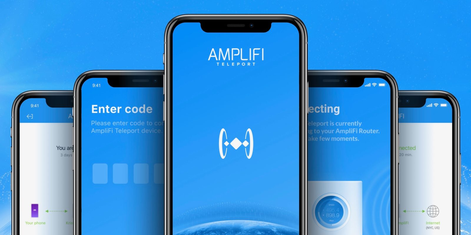 AmpliFi mesh Wi-Fi users gain free VPN privacy protection