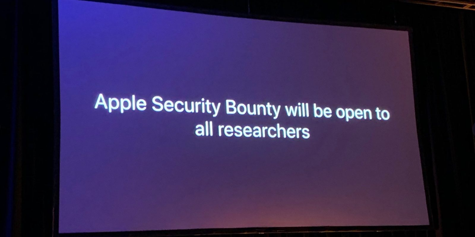 Apple vastly expands security bounty program - 9to5Mac