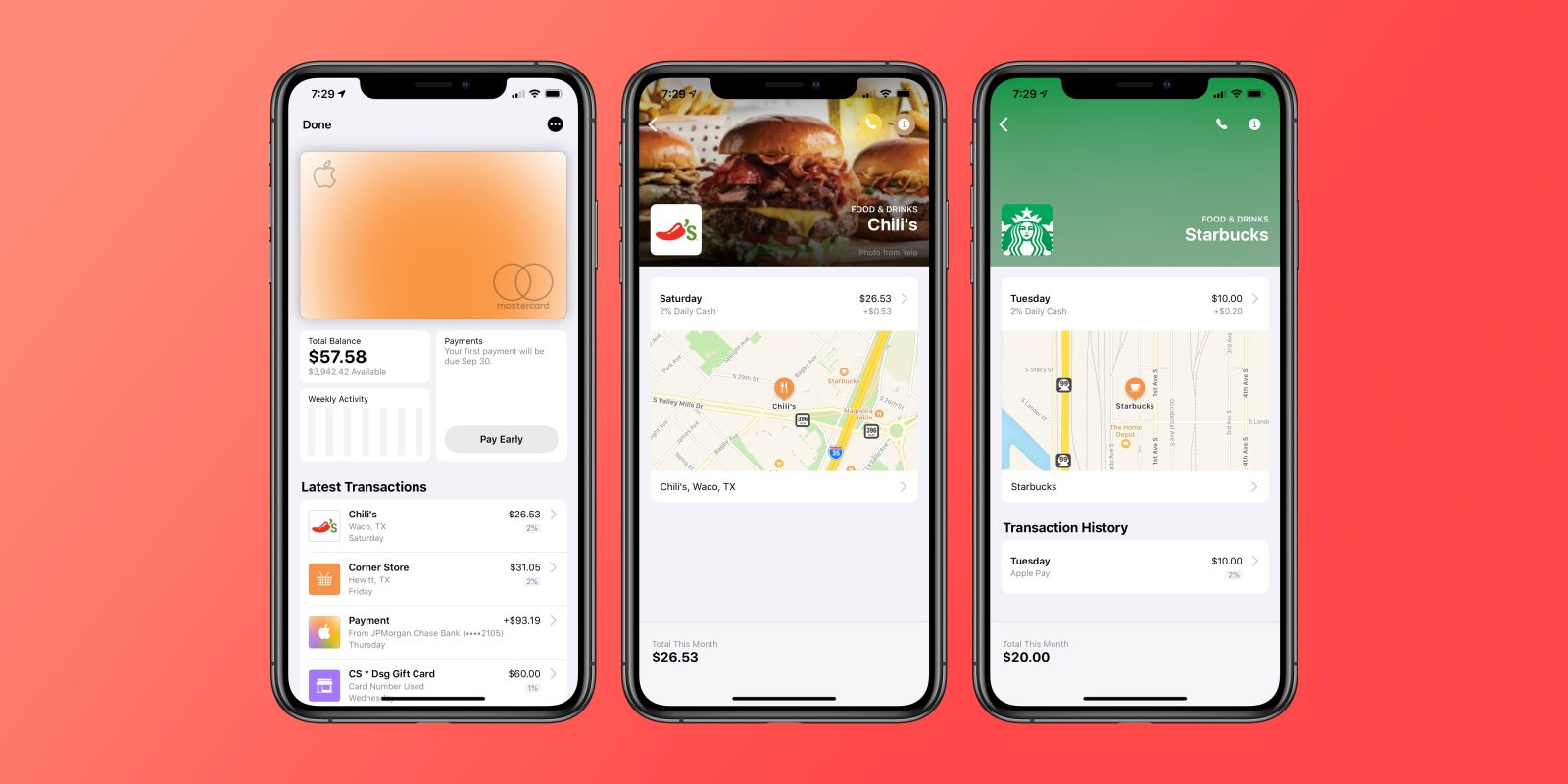 Apple Card: How to track and manage Daily Cash rewards