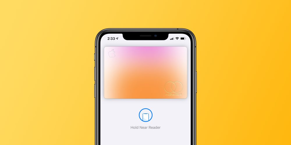 apple card header