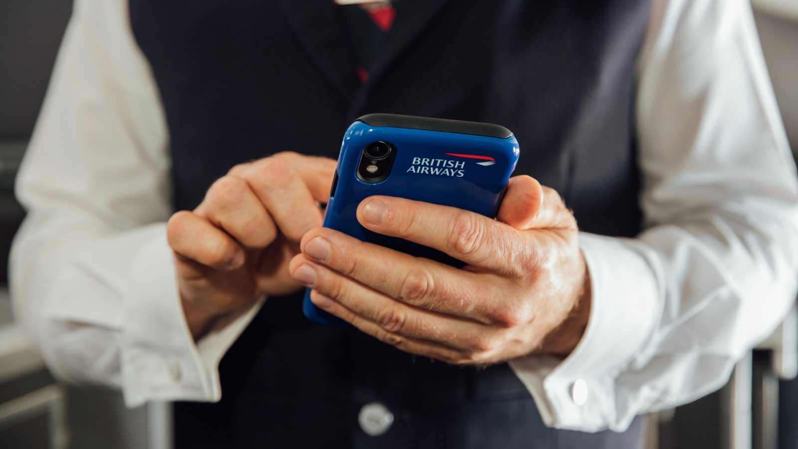 British Airways giving all 15,000 cabin crew members an iPhone XR for customer support