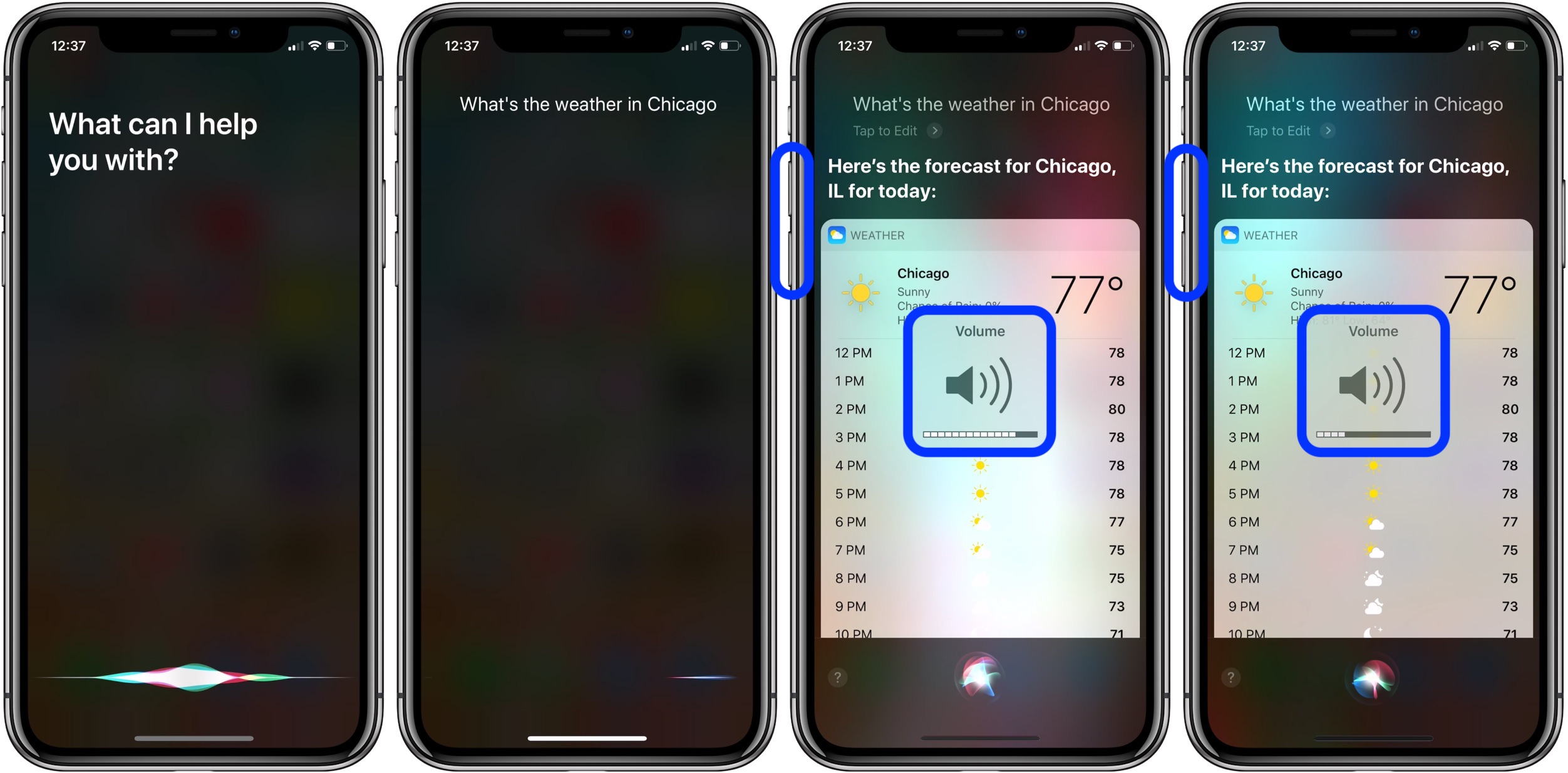 How to change Siri voice feedback volume on iPhone and more