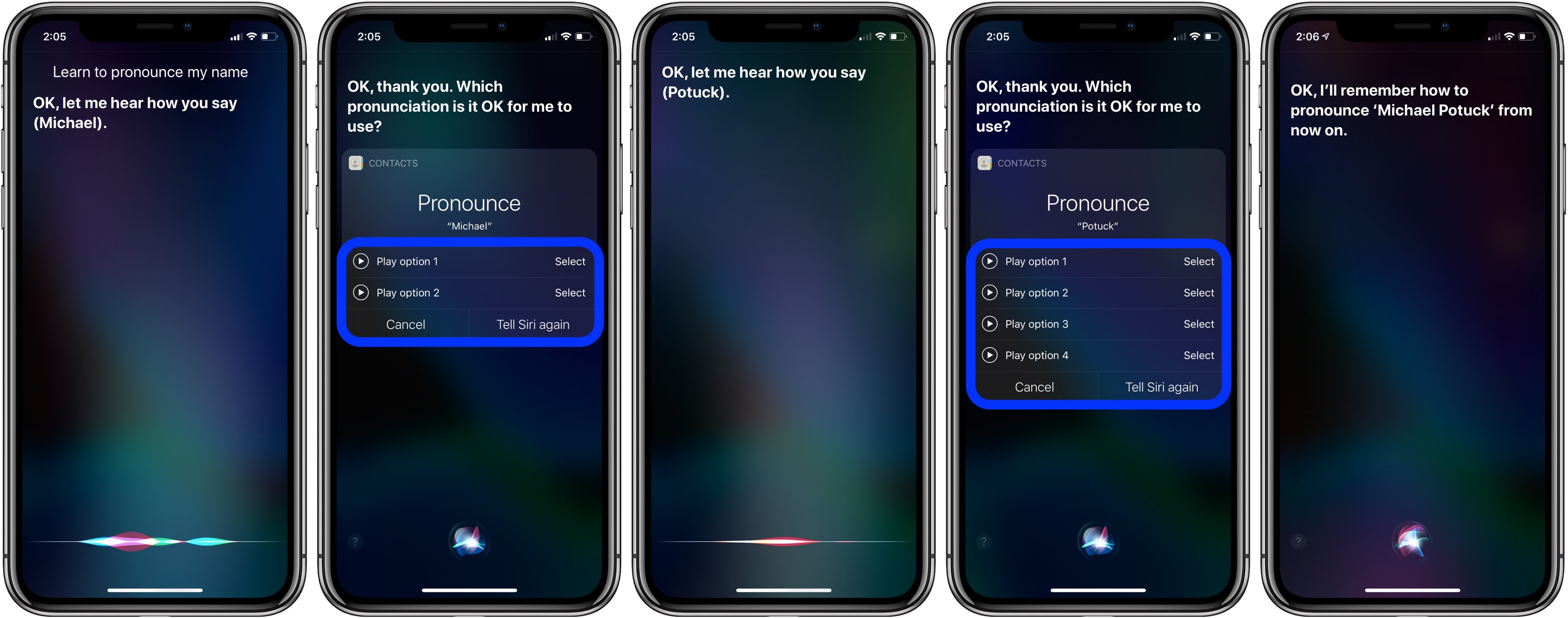 How to get Siri to say names right on iPhone, iPad, and Mac - 9to5Mac