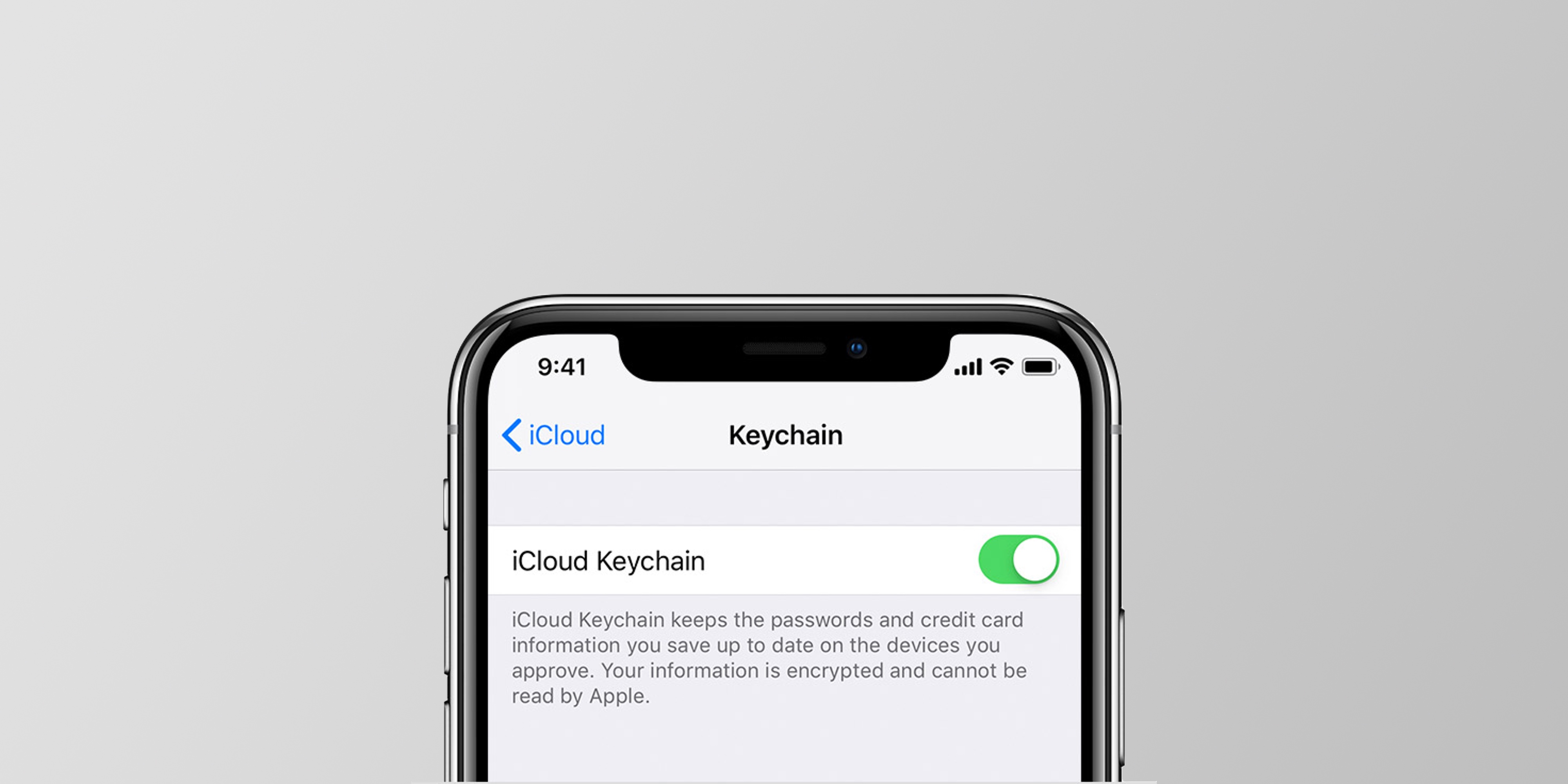 How to use iCloud Keychain to manage your passwords - 9to5Mac