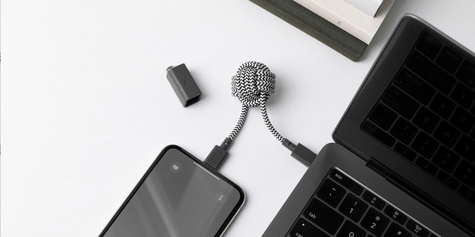 Native Union brings USB-C to Lightning option to its handy Key Cable