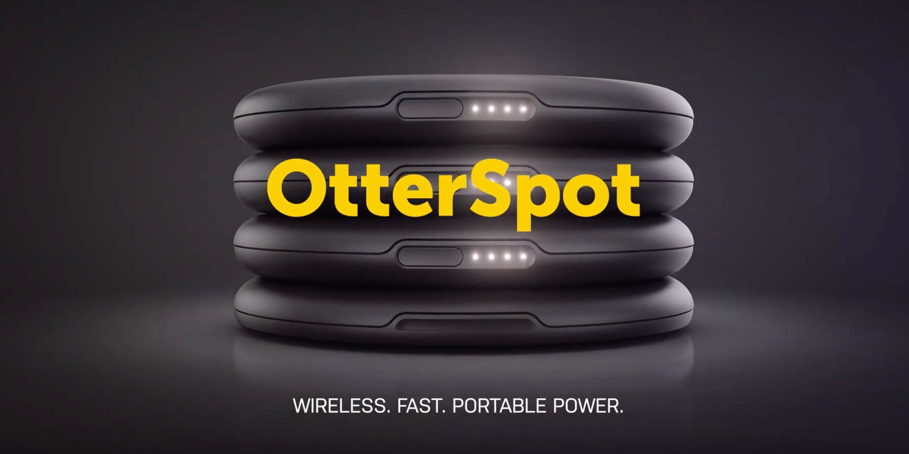 OtterBox home portable wireless charging system