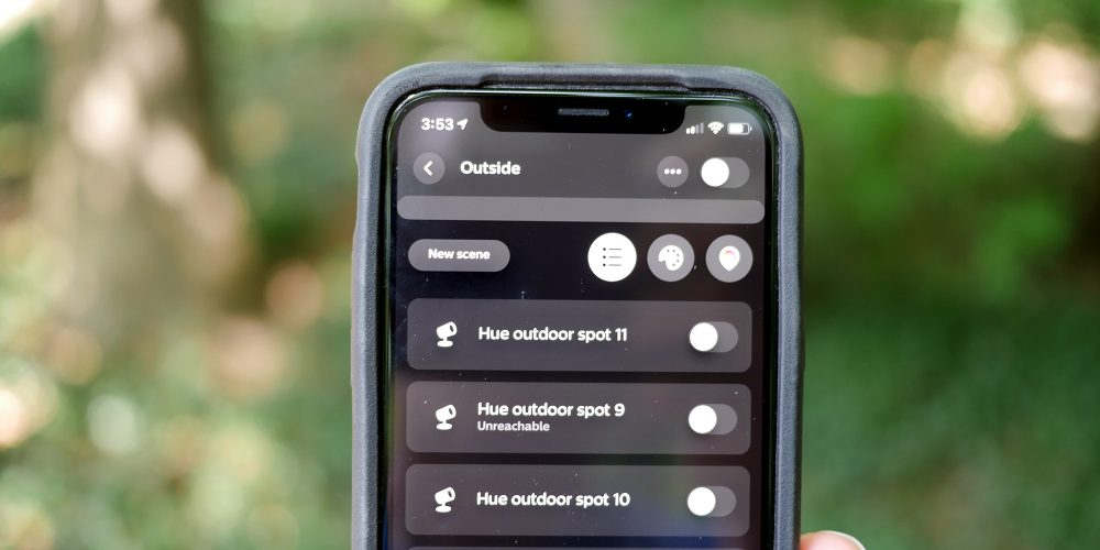 Philips Hue Outdoor Review: Best HomeKit Landscape Lighting - 9to5Mac