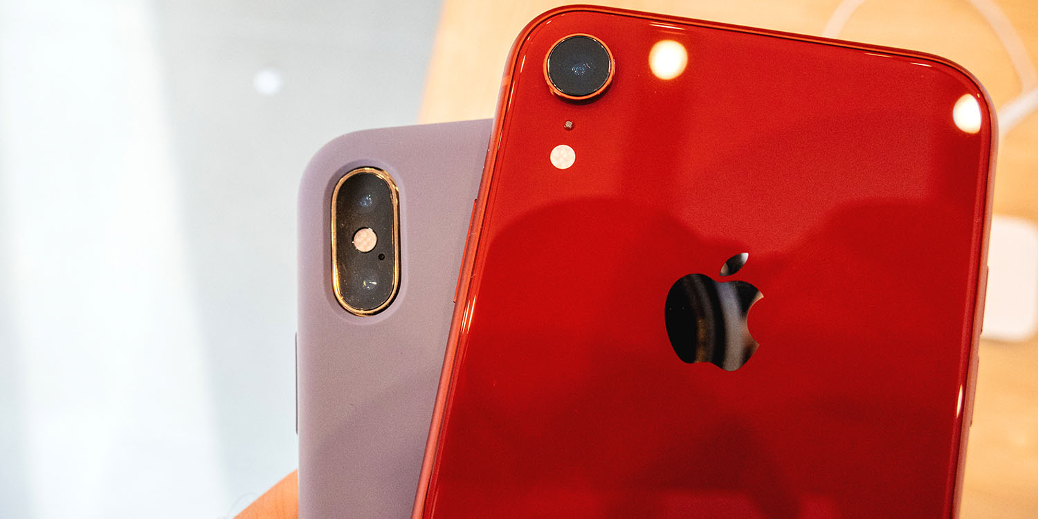 Smartphone market share data sees Apple hold third place